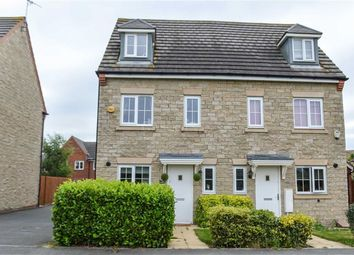 Thumbnail 3 bedroom semi-detached house for sale in Flatts Lane, Calverton, Nottingham