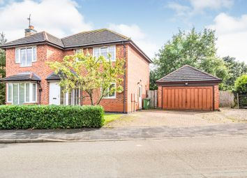 4 bed detached house for sale in Mays Farm Drive, Stoney Stanton, Leicester LE9