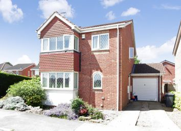 Thumbnail 4 bed detached house for sale in Pasture Way, Sherburn In Elmet, Leeds