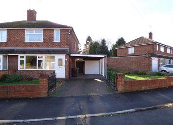 Thumbnail Semi-detached house for sale in St. Davids Close, Farnborough