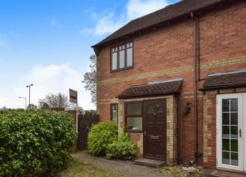 Thumbnail 2 bedroom end terrace house for sale in Appleby Heath, Bletchley, Milton Keynes