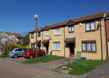 Thumbnail 2 bed terraced house to rent in Sutton Court, Emerson Valley, Milton Keynes, Bucks