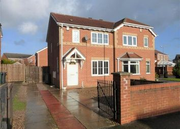Thumbnail 3 bed semi-detached house for sale in Stoney Royd, Barnsley