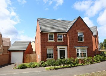 4 bed detached house for sale in Cranbrook Walk, Exeter EX1