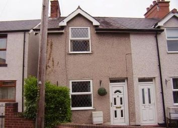Thumbnail 2 bed terraced house for sale in High Street, Southsea, Wrexham