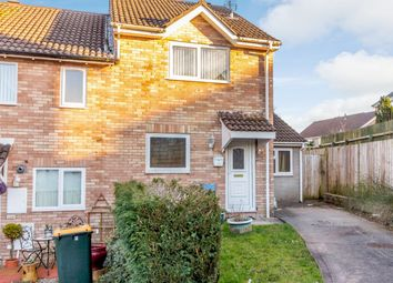Thumbnail 2 bed end terrace house for sale in Mill Heath, Newport, Newport