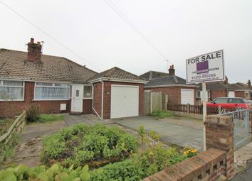 2 bed bungalow for sale in Quail Holme Road, Knott End On Sea FY6