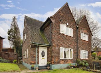3 bed semi-detached house for sale in Rosecroft Drive, Bestwood, Nottinghamshire NG5