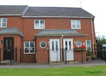 Thumbnail 2 bed terraced house to rent in Waterworks Road, Coalville