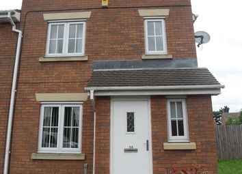 Thumbnail 3 bed semi-detached house to rent in Marfleet Avenue, Hull