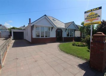Thumbnail 4 bed bungalow for sale in Fleetwood Road, Thornton Cleveleys