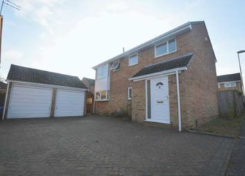 Thumbnail 5 bed detached house to rent in Houghton Close, Norwich