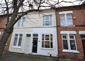 Thumbnail 2 bedroom terraced house to rent in Oxford Road, Clarendon Park, Leicester