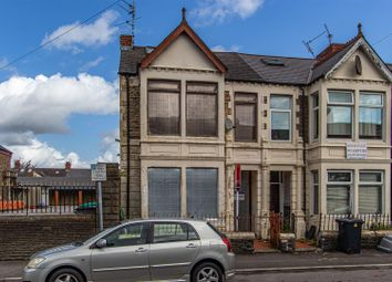 Thumbnail 3 bedroom end terrace house for sale in Llanishen Street, Heath, Cardiff