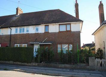 Thumbnail 2 bed end terrace house for sale in Nursery Lane, Kingsthorpe, Northampton