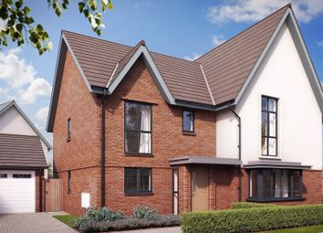 "Thumbnail 3 bed property for sale in ""The Catania"" at John Ruskin Road, Tadpole Garden Village, Swindon"