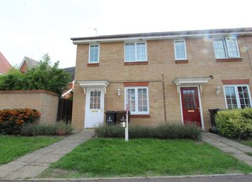 Thumbnail 3 bed end terrace house to rent in Shepherd Drive, Colchester