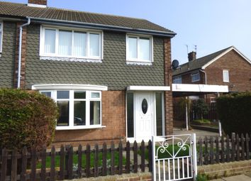 Thumbnail 2 bedroom semi-detached house for sale in Sandsend Road, Eston, Middlesbrough