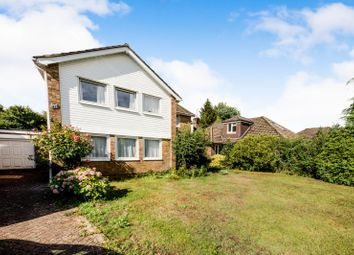 Thumbnail 3 bed detached house to rent in Chipstead Park, Chipstead, Sevenoaks