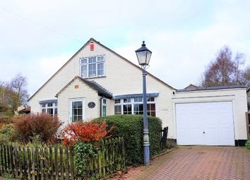 Thumbnail 3 bed detached bungalow for sale in Main Street, Hungarton