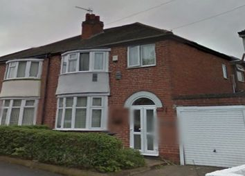 Thumbnail 3 bedroom semi-detached house to rent in Minstead Road, Erdington, Birmingham