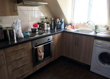 Thumbnail 1 bedroom flat to rent in Stanley Avenue, Wembley