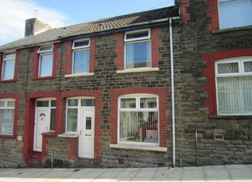 Thumbnail 3 bed terraced house for sale in Alfred Street, Gilfach