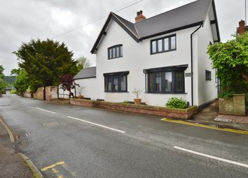Thumbnail 4 bed detached house for sale in Meadow Lane, Little Haywood, Stafford