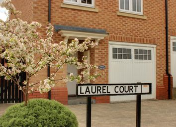 Thumbnail 4 bed town house for sale in Laurel Court, Beverley