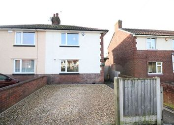 Thumbnail 2 bed semi-detached house for sale in Vasey Crescent, Carlisle, Cumbria