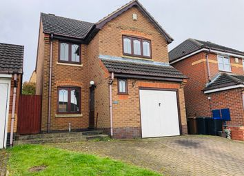 Thumbnail 3 bed detached house to rent in Harcourt Way, Northampton