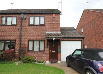 Thumbnail 2 bedroom semi-detached house for sale in 17, Samson Court, Ruddington, Nottingham, Nottinghamshire