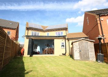 Thumbnail 4 bed detached house for sale in Grove Lane, Hemsworth