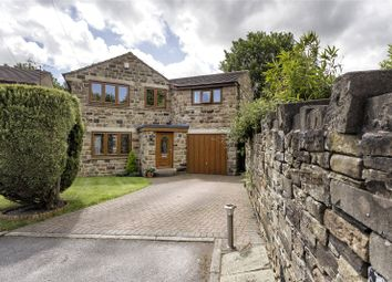 Thumbnail 5 bed detached house for sale in Pinfold Close, Thornhill, Dewsbury