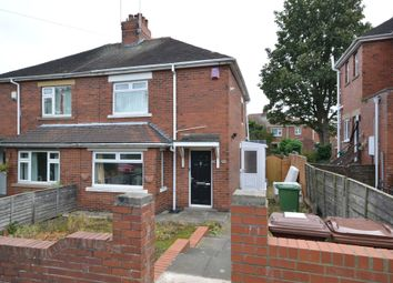 Thumbnail 2 bed semi-detached house for sale in Bevin Crescent, Outwood, Wakefield