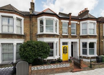 Thumbnail 5 bedroom terraced house for sale in Avignon Road, London
