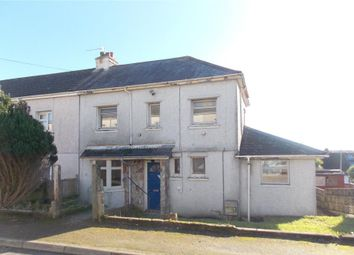 Thumbnail 3 bed end terrace house for sale in The Beacon, Falmouth, Cornwall