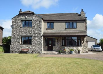 Thumbnail 4 bed detached house for sale in The Crescent, Barrow-In-Furness, Cumbria