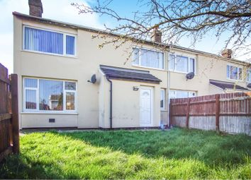 Thumbnail 3 bed end terrace house for sale in Beck Close, Catterick Garrison