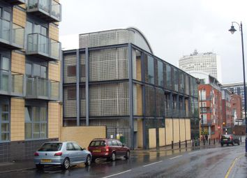 Thumbnail 1 bedroom flat to rent in Holliday Street, Birmingham