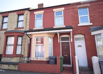 3 bed terraced house to rent in Palatine Road, Wallasey, Wirral CH44