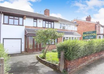 Thumbnail 4 Bed Semi Detached House For Sale In Riches Street, Newbridge,  Wolverhampton