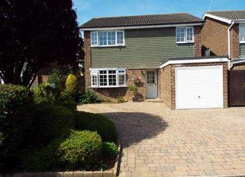 Thumbnail 4 bed detached house for sale in Stubbington, Fareham, Hampshire