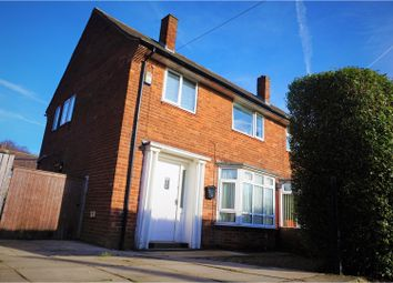 Thumbnail 3 bed semi-detached house for sale in Southwood Road, Leeds