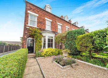 Thumbnail 5 bed town house for sale in Norwood, Beverley