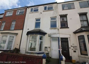 Thumbnail 2 bedroom flat to rent in Charles St, Blackpool