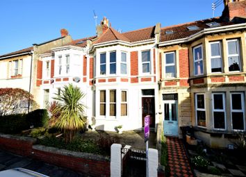 Thumbnail 3 bed property for sale in Halsbury Road, Westbury Park, Bristol