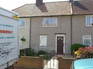 Thumbnail 3 bed terraced house to rent in Shortcrofts Road, Dagenham, Essex