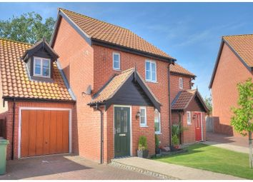 Thumbnail 3 bedroom semi-detached house for sale in Copsey Walk, Dereham