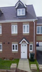 Thumbnail 3 bed town house for sale in Signet Square, Coventry